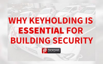 Why keyholding is essential for building security