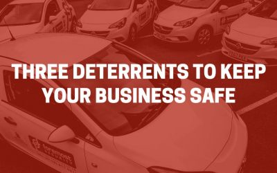 Three deterrents to keep your business safe
