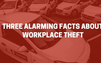 Three alarming facts about workplace theft