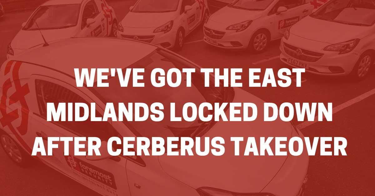 Cerberus Takeover