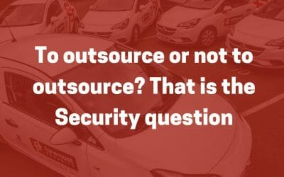 To outsource or not to outsource? That is the Security question